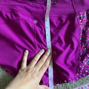 lululemon athletica Shorts - Lululemon real quick shorts
